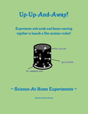 """""""Up-Up-And-Away! Film Canister Rockets"""" Science-at-Home Experiments"""