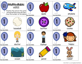 Phonological Processes Game for Speech Therapy