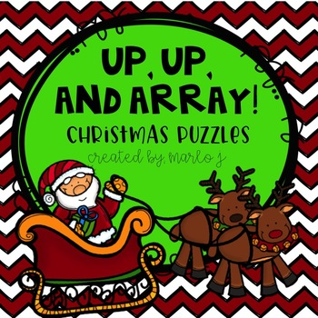Up, Up and Array!  Christmas Puzzles