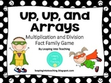 Up, Up and Array Game