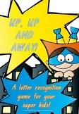 Queensland Print Letter Recognition Game