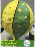 Papier Mache Hot Air Balloons
