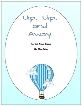 Up, Up, and Away Partial Sums