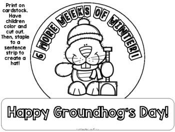 Up and At Em! A Groundhog's Day Pack