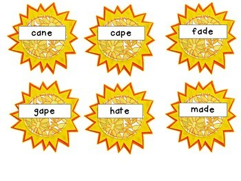 Up and Away Vowel Sounds