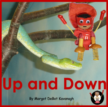 Up and Down: An Emergent Guided Reading Level 2 Billy Beginning Reader