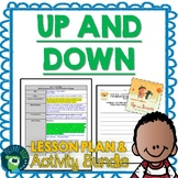 Up and Down by Oliver Jeffers Lesson Plan and Activities