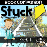"Early Literacy: Book Companion for Oliver Jeffers ""Stuck"" {PreK-1}"