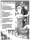 Up on the Housetop - Printable Song Lyrics