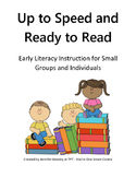 Up to Speed and Ready to Read by Jennifer Gessley