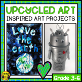 Recycled Art Projects