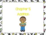 Go Math! Kindergarten Chapter 5 Version 2012