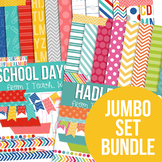 Updated Hadley and School Days Jumbo Set Bundle **Only unt