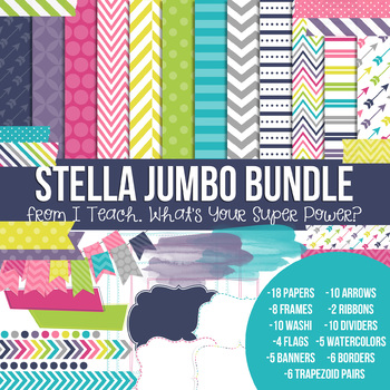 Charlotte and Stella Jumbo Set Bundle **Only until 6/22**