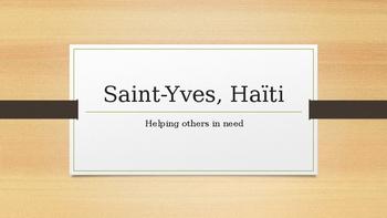 Updated Haiti Presentation