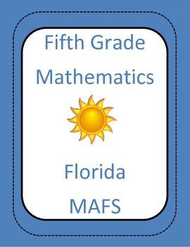 MAFS Grade 5 Math Standards