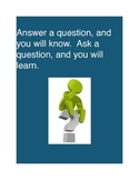 Updating Education:  Asking Questions