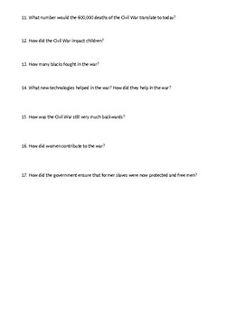 Upfront Magazine Questions 10 things Civil War
