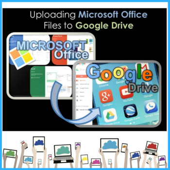 Uploading Microsoft Office Files to Google Drive
