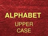 Upper Case Letter Review