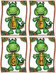 Upper Case Lower Case Alphabet Dragon Match-Up