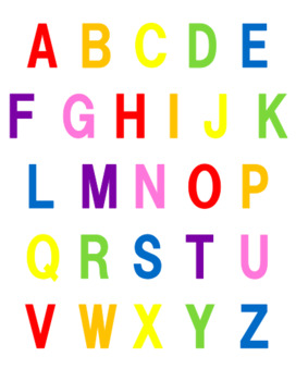 Upper Case & Lower-Case Letter Matching
