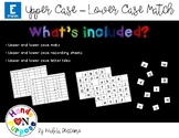 Upper Case - Lower Case Match - English Version