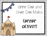 Upper Case and Lower Case Letter Match