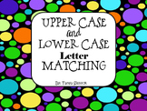 Upper Case and Lower Case Matching Game