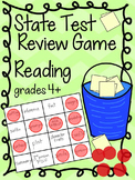 Reading: Upper Elem/Middle School State Test Review Game