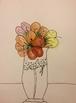 Upper Elementary Art Lesson: Spring STILL LIFE