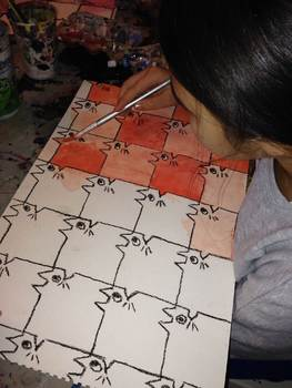 Upper Elementary Art Lessons: Escher Tessellation Cross Curricular & Marzano DQ