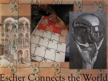 Upper Elementary Art Lessons: Escher Tessellation Cross Cu