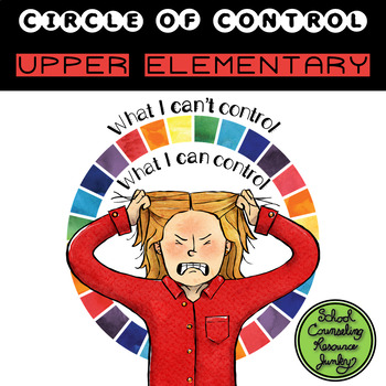 Upper Elementary Counseling Tool: What Are Things I Can &