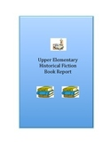 Upper Elementary Historical Fiction Book Report