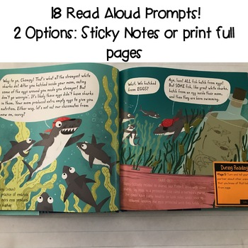 Upper Elementary Informational Text Interactive Read Aloud