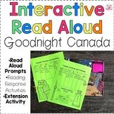 "Upper Elementary Interactive Read Aloud ""Goodnight Canada"""