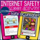 Internet/Technology Safety Scoot - Elementary School Counseling