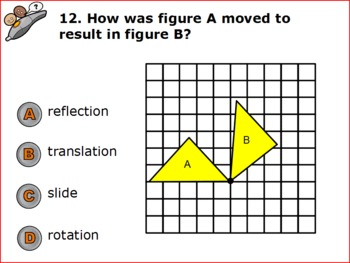 Upper Elementary Math Skills Review Flipchart with ActiVote Questions #4
