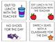 Upper Elementary Reward Coupons