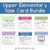 Upper Elementary Task Card Bundle (Growing).