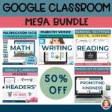 Google Classroom Activities Bundle | Distance Learning | E