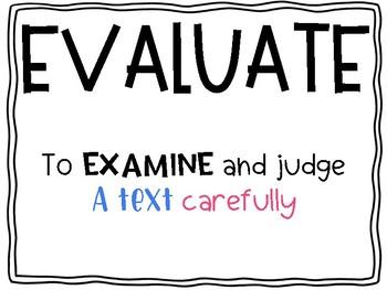 Upper Elementary Test Prep Vocabulary - End of Grade Test
