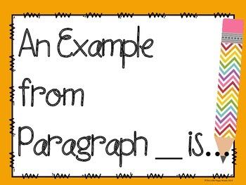 Upper Elementary Text Based Evidence Stems