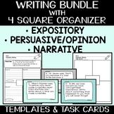 Upper Elementary Writing Bundle - Four Square Writing
