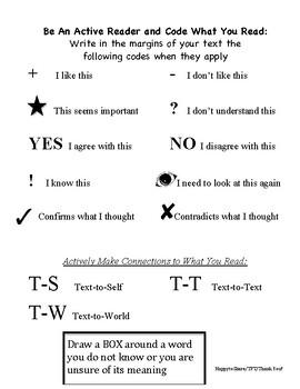 Upper Elementary/MIddle School School Code Your Reading Key
