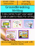 Upper Grade Mentor Texts- Get Them Writing!