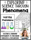 Upper Grade Phenomena Experiments