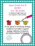 3rd-5th Grade Sort It! Games for Sheltered Instruction Evaluating Evidence