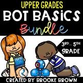 Upper Grades Bot Basics BUNDLE - Hour of Code (Robotics for Beginners)